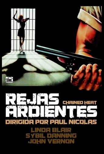 Poster of Rejas ardientes