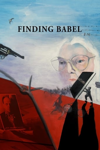 Poster of Finding Babel