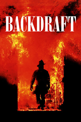 Poster of Backdraft