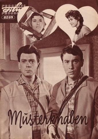 Poster of Musterknaben