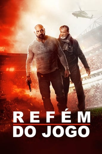 Refém do Jogo Torrent (2019) Dual Áudio / Dublado 5.1 BluRay 720p | 1080p – Download