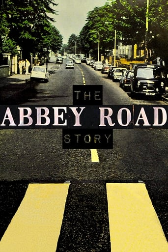 Poster of The Abbey Road Story