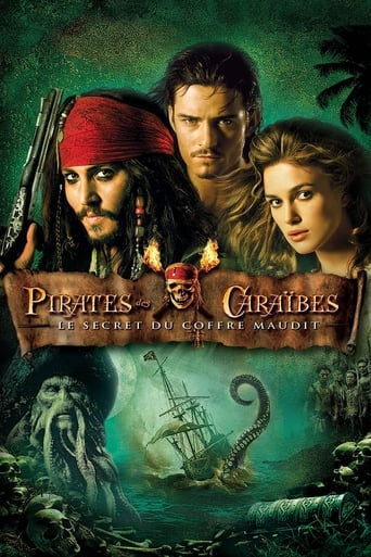Pirates des Caraïbes : Le Secret du coffre maudit