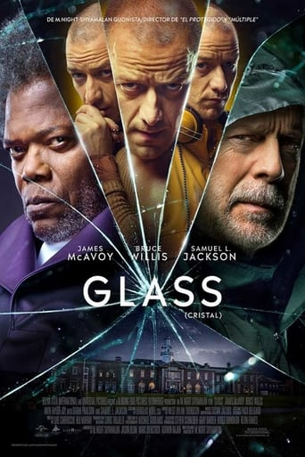 Poster of Glass (Cristal)