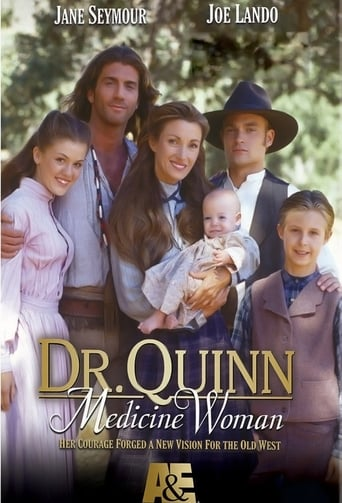 Poster of Dr. Quinn, Medicine Woman