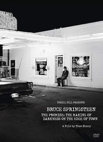 Poster of Bruce Springsteen: The Promise - The Making of Darkness on the Edge of Town