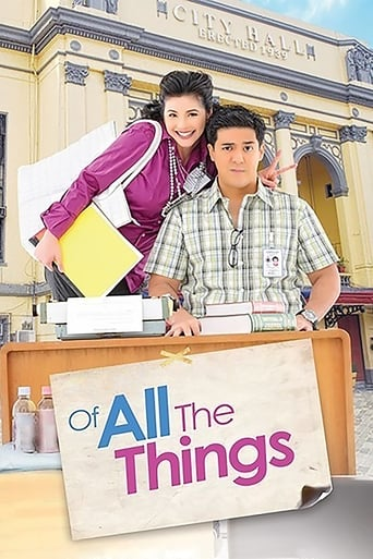 Poster of Of All the Things