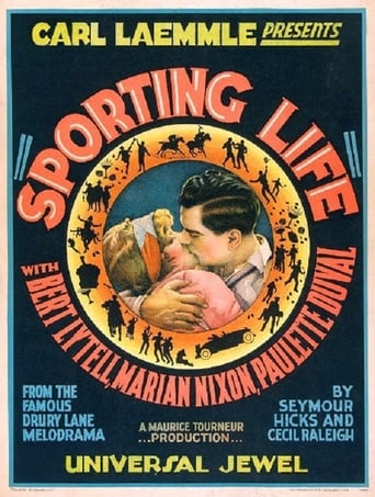 Poster of Sporting Life
