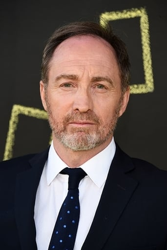 Michael McElhatton alias Black Clad Alpha