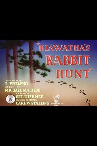 Hiawatha's Rabbit Hunt Movie Poster