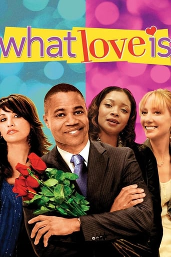 Poster of What Love Is