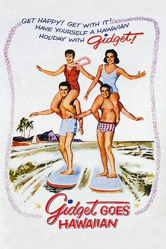 Poster of Gidget Goes Hawaiian