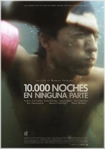 Poster of 10,000 Nights Nowhere