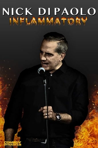 Poster of Nick Di Paolo: Inflammatory