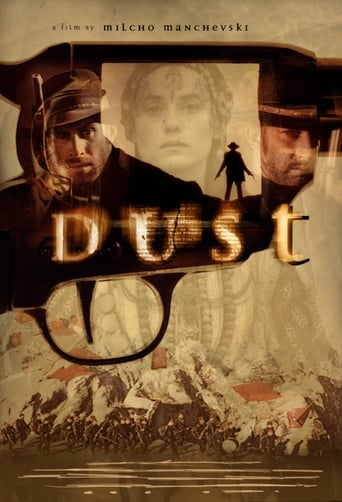 Poster of Dust fragman