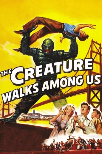 Watch The Creature Walks Among Us Online Free in HD