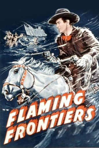 Poster of Flaming Frontiers