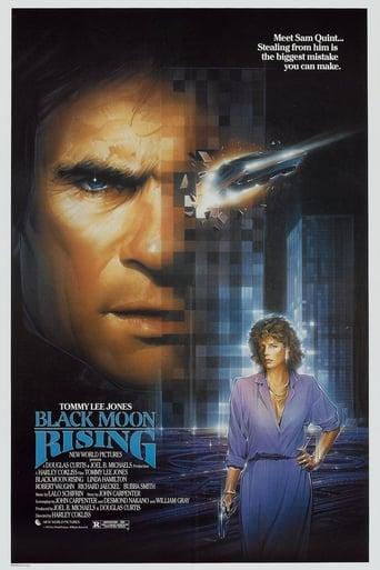 Poster of Black Moon Rising
