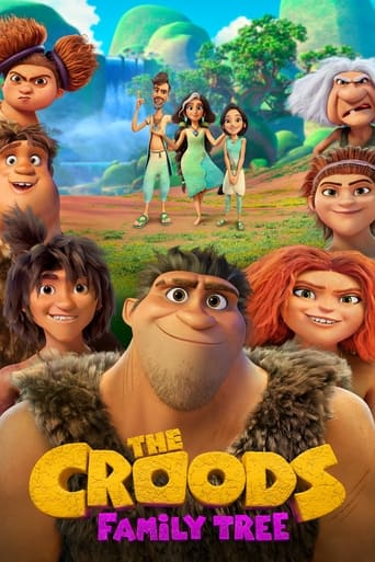 Poster The Croods: Family Tree