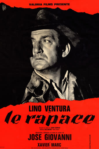 Poster of Le Rapace