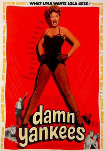 Poster of Damn Yankees!