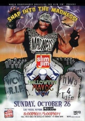 Poster of WCW Halloween Havoc 1997