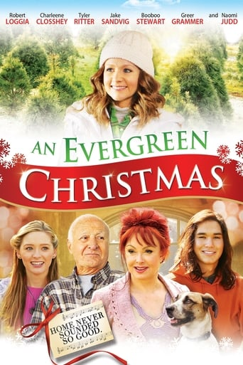 Poster of An Evergreen Christmas