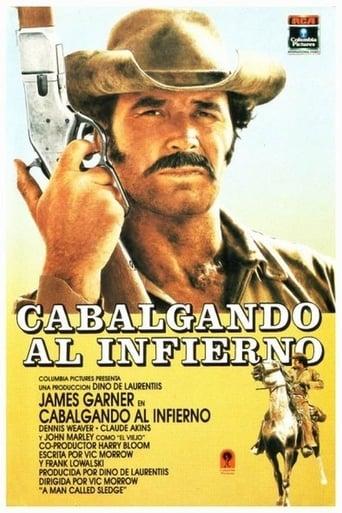 Poster of Cabalgando al infierno