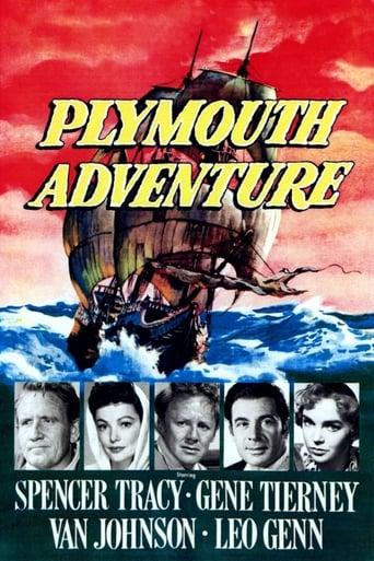 Poster of Plymouth Adventure