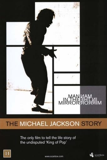 Poster of Man in the Mirror: The Michael Jackson Story