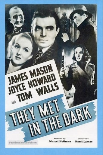 Poster of They Met in the Dark