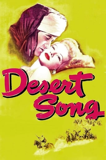 Poster of The Desert Song