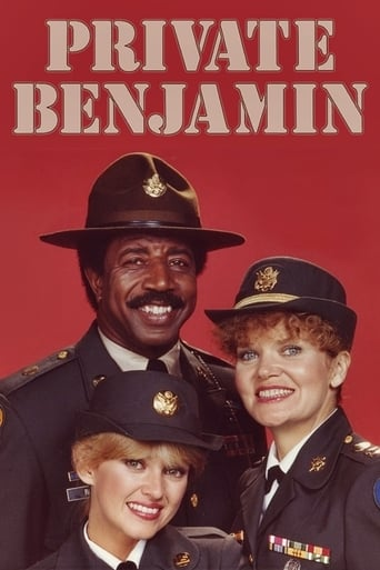 Poster of Private Benjamin