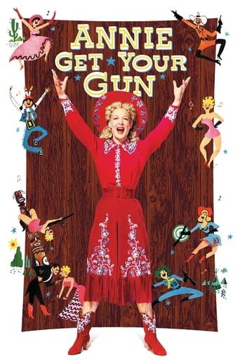 Poster of Annie Get Your Gun