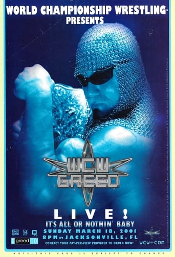 Poster of WCW Greed