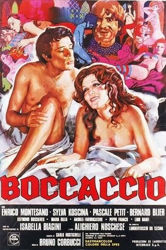 Poster of Nights of Boccaccio