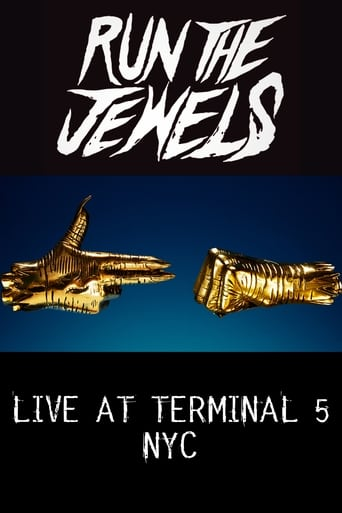Poster of Run The Jewels - LIVE AT TERMINAL 5 NYC