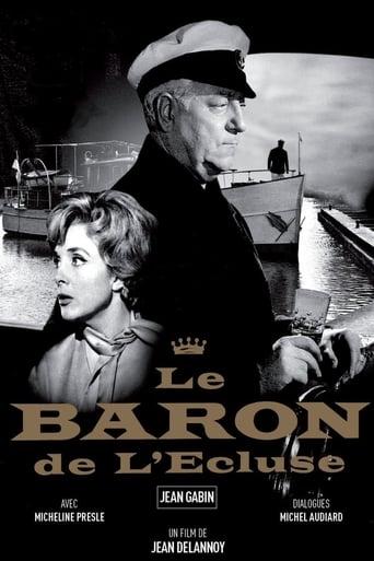 Poster of Le baron de l'écluse