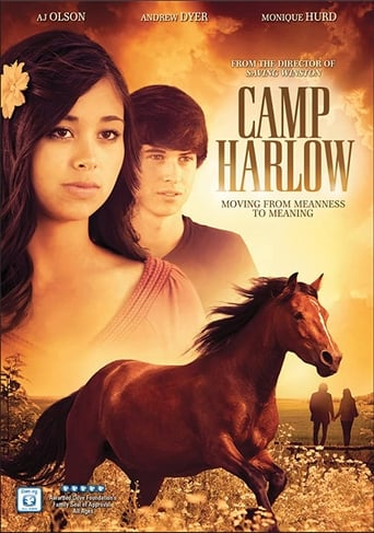 Poster of Camp Harlow