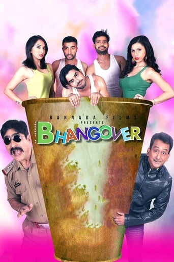 Poster of Bhangover