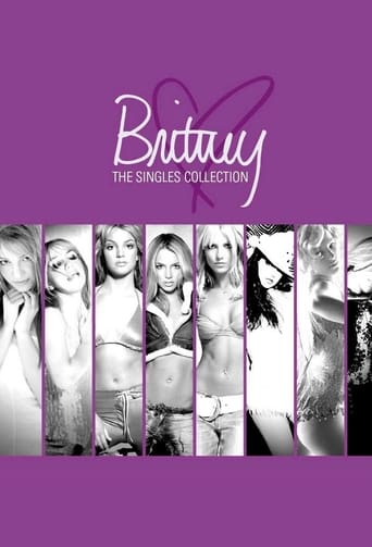 Poster of Britney Spears: The Singles Collection