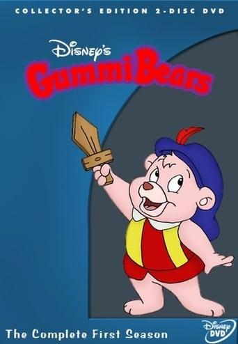 Os Ursinhos Gummi 1ª Temporada - Poster