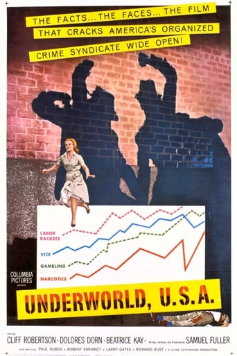Poster of Underworld U.S.A.