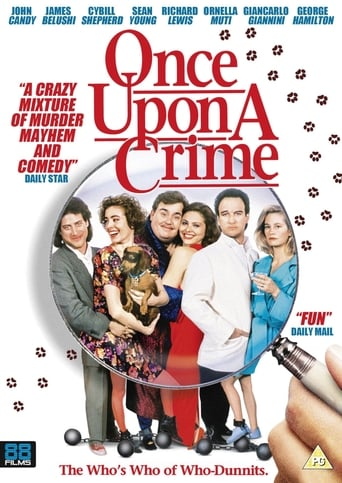 Poster of Once Upon a Crime