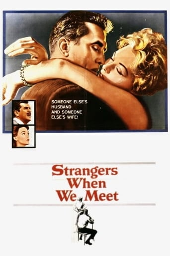Poster of Strangers When We Meet
