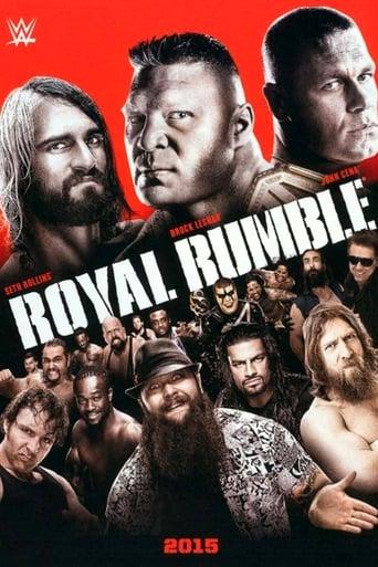 Watch WWE Royal Rumble 2015 Online Free Putlockers