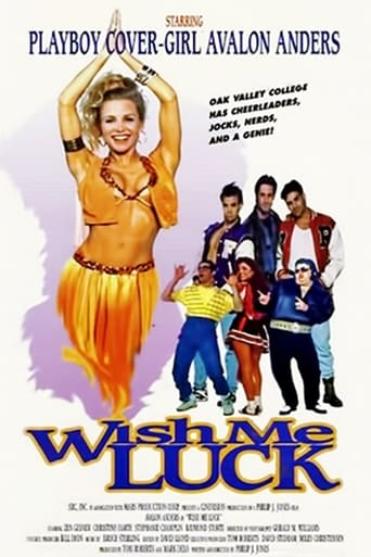 Poster of Wish Me Luck