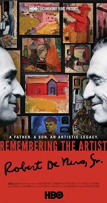 Remembering the Artist: Robert De Niro, Sr.