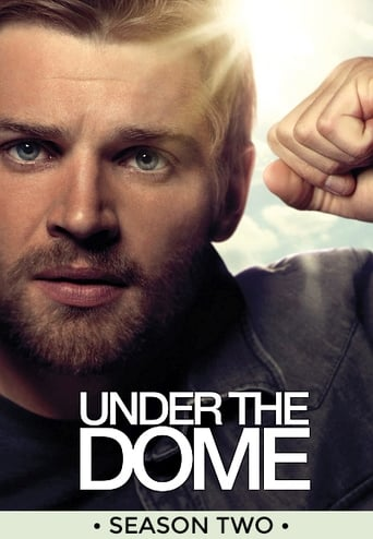 Po kupolu / Under The Dome (2014) 2 Sezonas