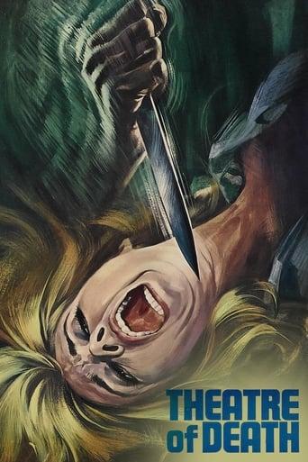 Poster of El teatro de la muerte